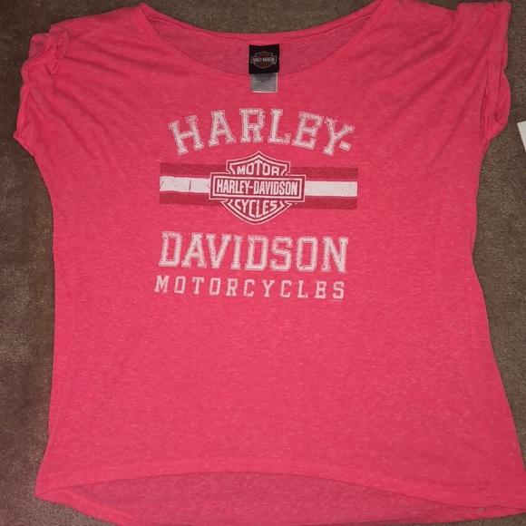 db634206 Harley-Davidson Tops | Ladies Size Xl Harley Davidson T Shirt | Poshmark